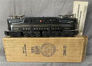 Super Boxed Lionel 2340 PRR GG1 Electric