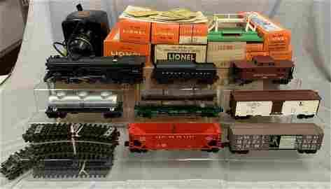 Scare Boxed 1965 Lionel 773 Set 13150