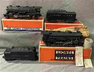 Boxed Lionel 1130 & MINT 1666 Locos