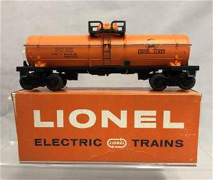 Scarce NMINT Boxed Lionel Painted 6315
