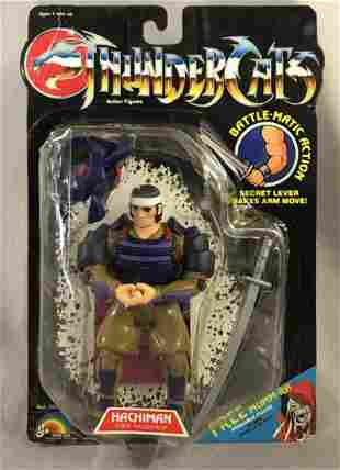 1986 MOC Thundercats Hachiman Action Figure, LJN