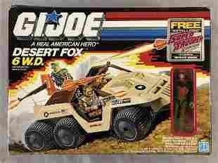 1988 MISB GI JOE Desert Fox 6 W.D. Vehicle