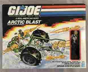 1989 MISB GI JOE Artic Blast Vehicle
