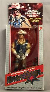 1986 MISB Marshal Bravestarr Action Figure, Mattel