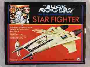 1979 MISB Buck Rogers Star Fighter Spaceship, Mego