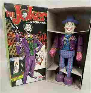 Joker Mechanical Wind Up. Boxed.