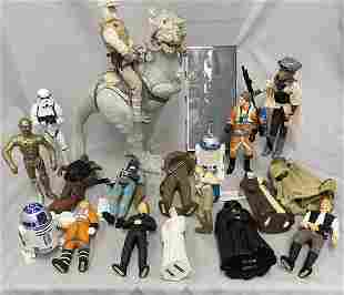 17 Applause Star Wars Loose Action Figures