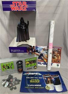 Vintage Star Wars Display Items