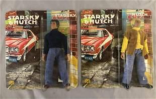 1975 MOC Starsky & Hutch Action Figure Set, Mego