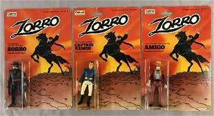1981 MOC Zorro Action Figures, Gabriel