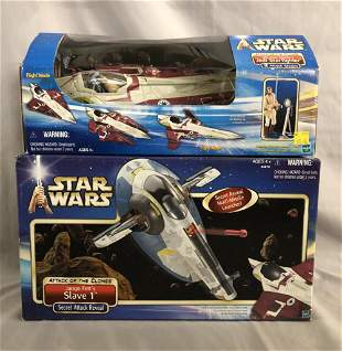 Modern Star Wars Action Figures/Toys, Mint in Box
