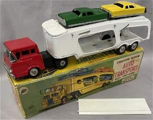 Boxed Marx Tin Auto-loader