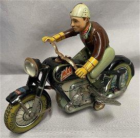 Arnold MAC Animated Motorcycle