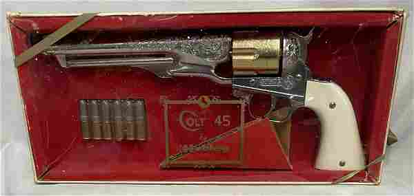 Scarce Boxed Hubley Colt 45