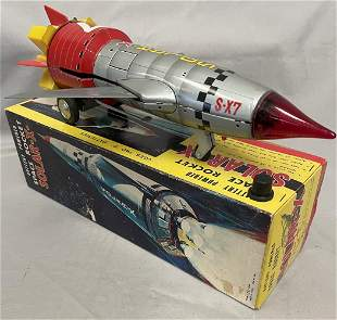 Boxed Nomura Space Rocket Solar X