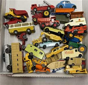 Large Group Diecast vehicles, many TLC