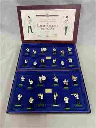 2 Boxed Modern Britains 5294 Royal Anglian Bands