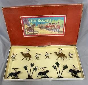 Boxed John Hill Set 226, Arab Camel Corps