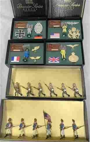 6 BoxedModern Britains & Blenheim