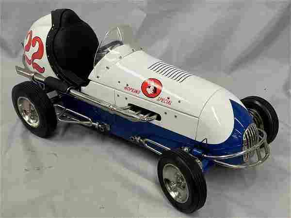 RETRO 1 2 3 Hopkins Special Indy Racer