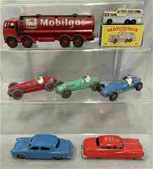 7Pc Die Cast Vehicle Lot