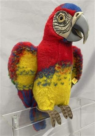 Nice Steiff Studio Laura the Parrot