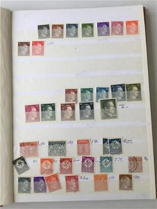 Germany. Post WW II Mint Stamp Lot.