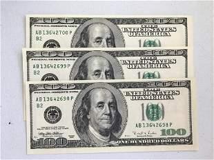 Large Estate U.S. Currency Lot.