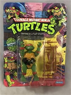 1988 Unpunched MOC TMNT Raphael, 10 Back