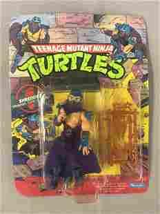 1988 Unpunched MOC TMNT Shredder, 10 Back