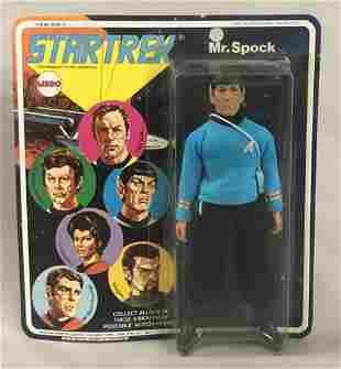 1974 MOC MEGO Star Trek Mr.Spock Action Figure