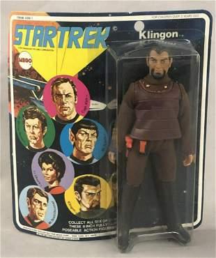 1974 MOC MEGO Star Trek Klingon Action Figure