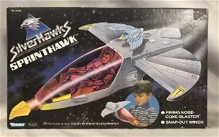 1987 MISB Silverhawks Sprinthawk Vehicle, Kenner