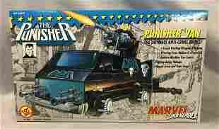 1991 Toy Biz Punisher Van, Like New in Box