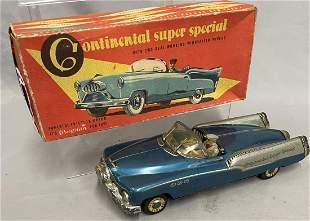 Unusual Boxed Cragstan Continental Super Special