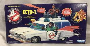 1984 NRFB Real Ghostbusters ECTO-1, Kenner