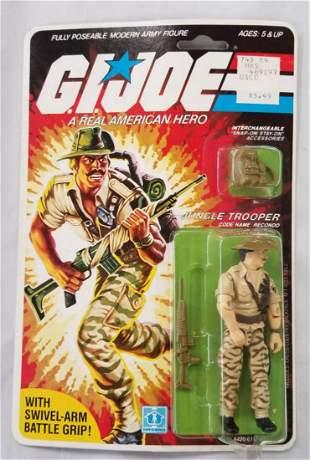 1984 MOC GI Joe Recondo Jungle Trooper, 32 Back