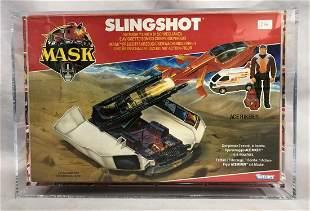 1986 MASK Slingshot, Europe Box AFA 85 NM+