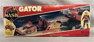 1985 MIB Kenner MASK, Gator Vehicle, Complete