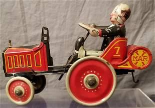 Early Marx Coo Coo Car