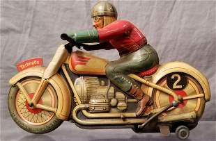 TechnoFix Racing Motorcycle