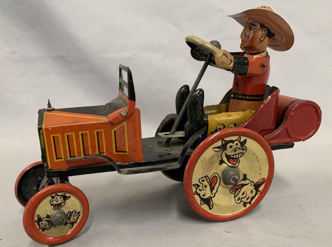 Marx Whoopie Car