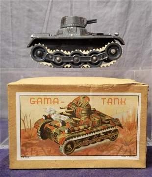Boxed Large Gamma Tank