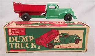 LN Boxed Hubley 476 Dump Truck