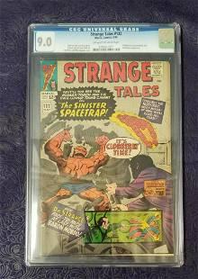 Strange Tales. Marvel Comics # 132 Graded.