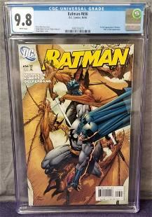 Batman #656 CGC 9.8
