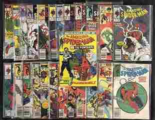 Marvel Comic Book Lot, Amazing Spider-Man