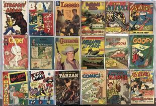 Golden Age Comic Lot