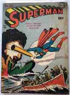 Superman #20.