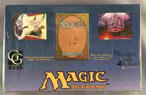 Magic the Gathering Legends Sealed Booster Box